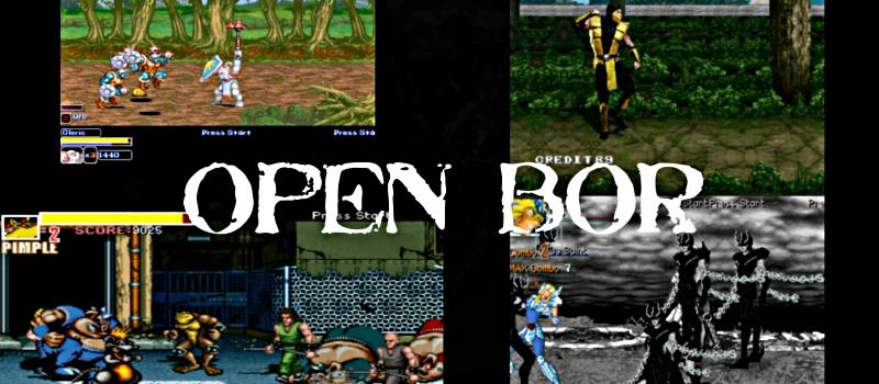 L G C  |B-Reel| — OpenBOR — EP11 Preview – LinuxGameCast