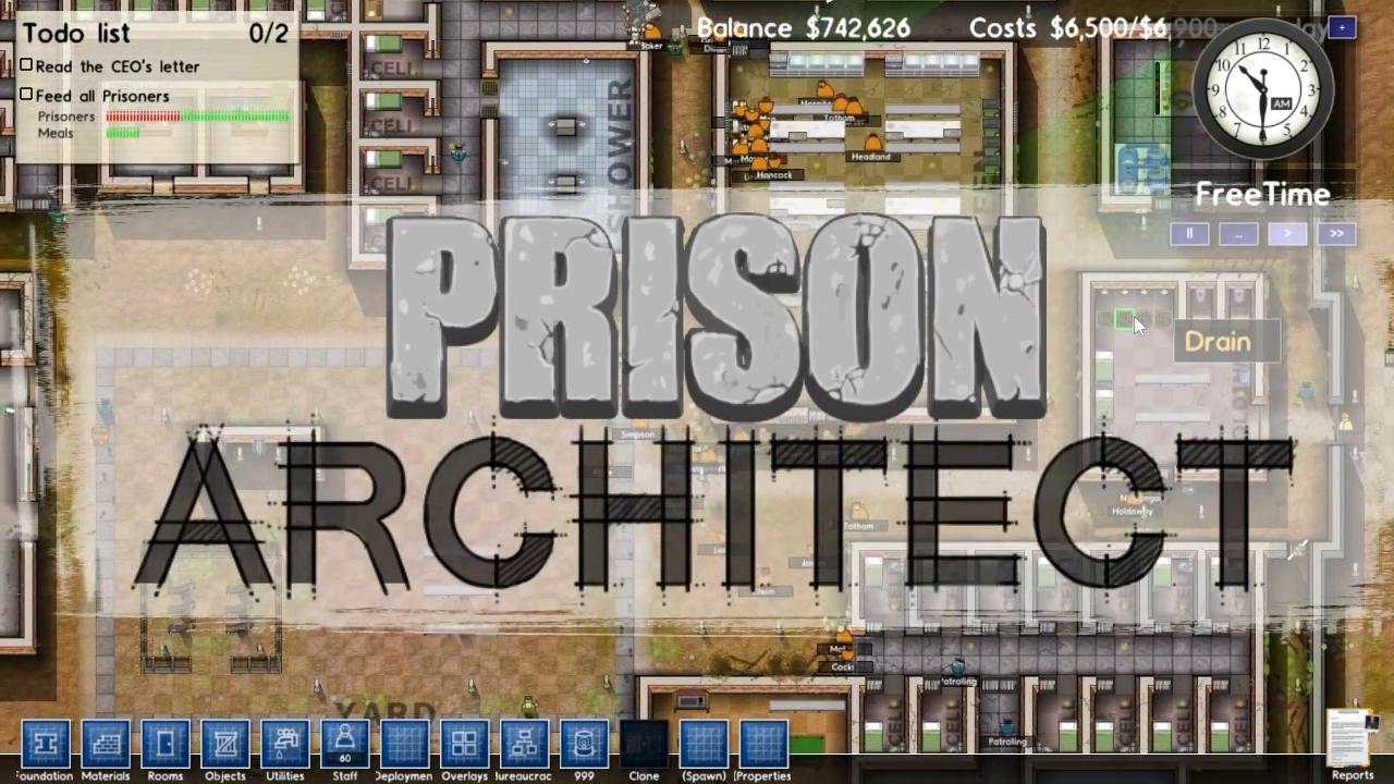 Prison Architect Alpha Available For Pre Order U2013 LinuxGameCast