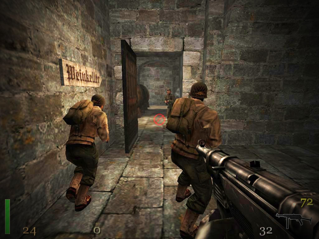 Wallpaper download dangerous - Introducing Return To Castle Wolfenstein Coop Cooperative