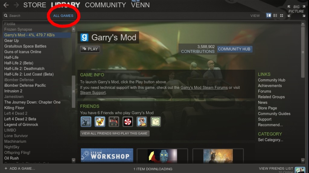 garry s mod beta on steampipe experimental linux support