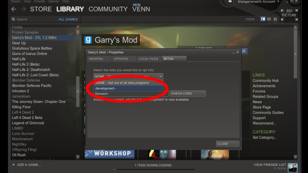 how to get gmod for free on steam
