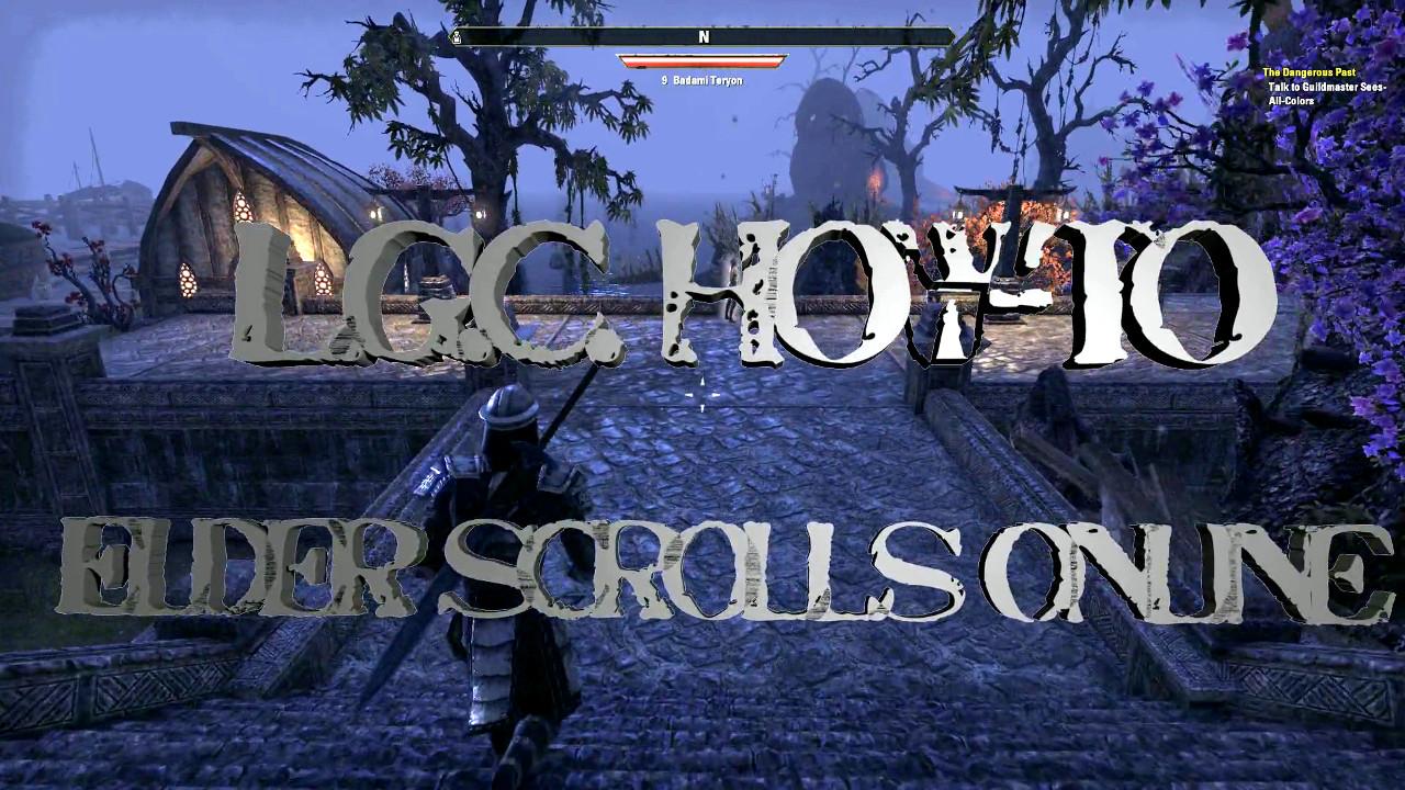 L G C  |How-To| — Install Elder Scrolls Online: Tamriel Unlimited