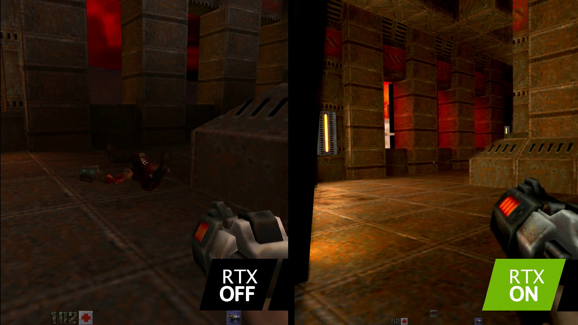Quake 2 Real-Time Path Tracing – LinuxGameCast